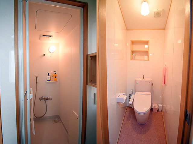 バス&トイレ